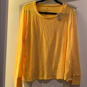 American Eagle Soft and Sexy Plus pull over Sz XL